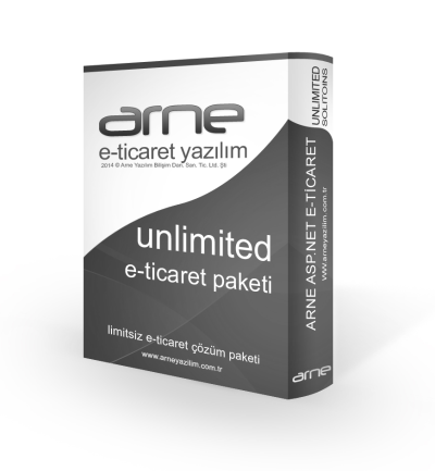 UNLIMITED E-TİCARET PAKETİ